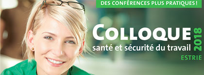Colloque SST Estrie