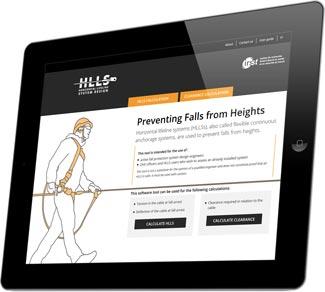 HLLS Web app