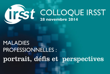 Colloque IRSST 2014