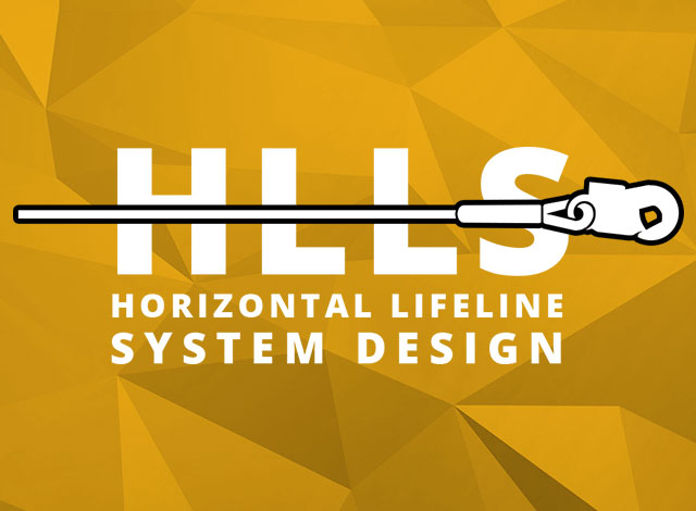 HLLS - Horizontal Lifeline System Design