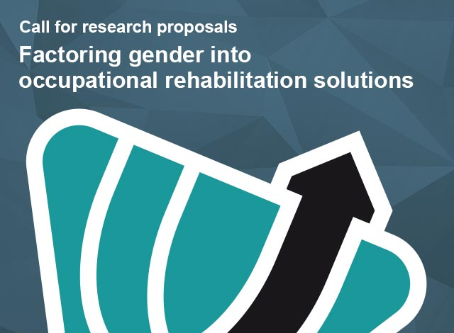 Factoring gender into occupational rehabilitation solutions