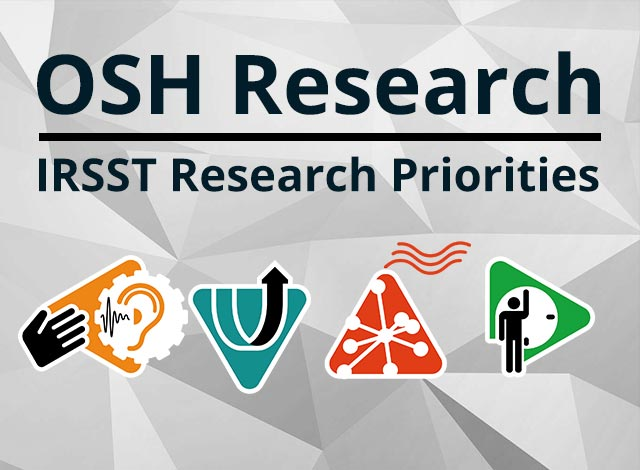 OSH : Research - IRSST Research Priorities