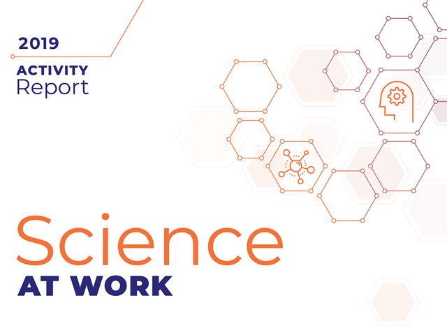 2019 Activity Report: Science at Work